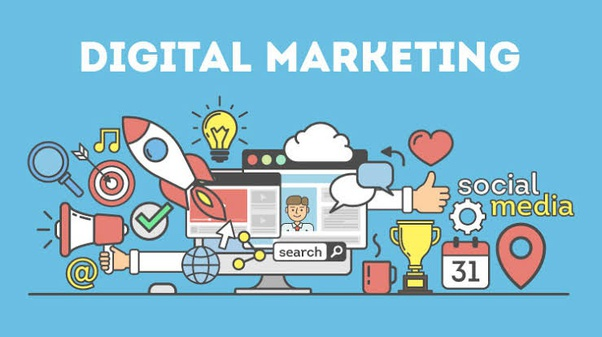 Difference between Social Media Marketing and Digital Marketing : Points